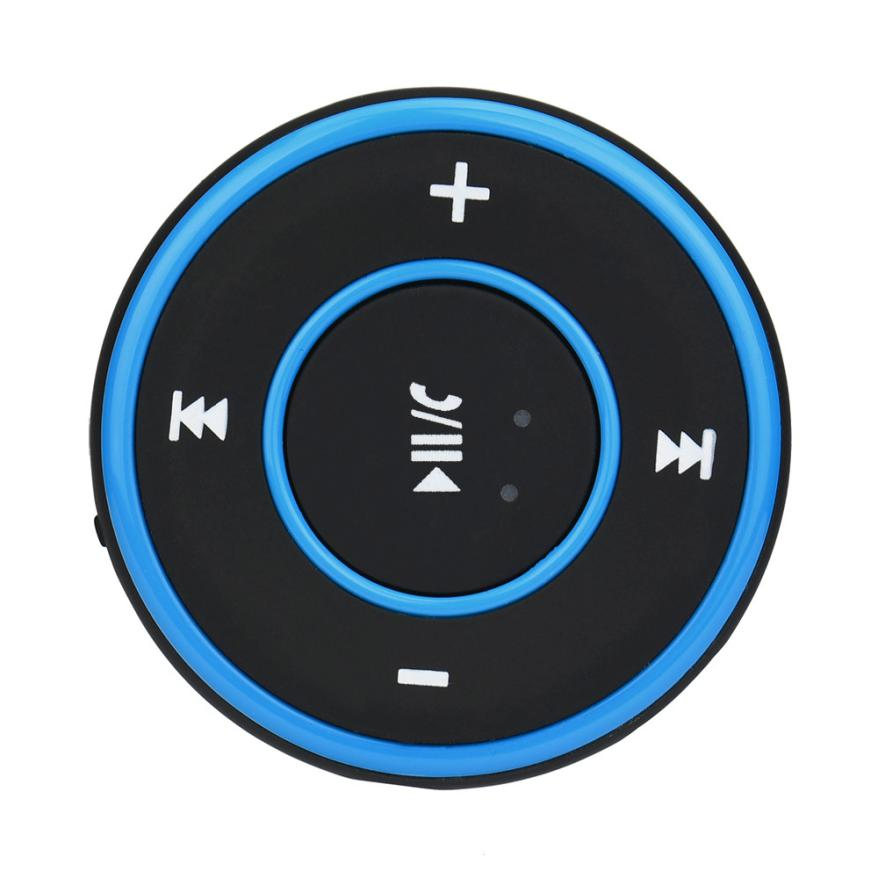 2017 Wireless Bluetooth 3.5mm Round Audio Stereo Adapter Good Application Portable Car AUX Home Music Receiver Dongle Aug31