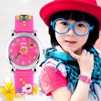 SKMEI Children Quartz Watch Boys Girls Sports Watches Fashion Casual Ladies Wristwatches Jelly Kids Clock Students