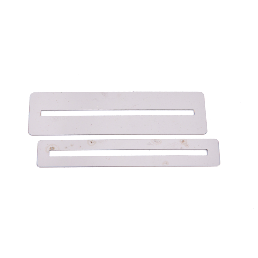 Guitar Parts & Accessories 2pcs/lot Bendable Stainless Steel Fretboard Fret Protector Fingerboard Guards For Guitar Bass Luthier Tools Attractive Appearance