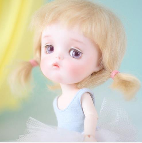 1/8BJD doll Mong occhio libero di scegliere il colore degli occhi-in Bambole da Giocattoli e hobby su  Gruppo 1