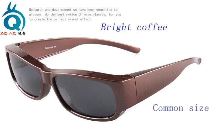 b50c3ce7a069f Moderna Ciclismo Pesca óculos de Policarbonato quadro caber sobre óculos de  sol cobrir miopia quadro