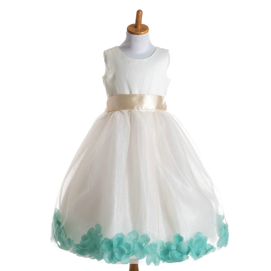 Niedlich Baby Weiß Partykleid Ideen - Brautkleider Ideen - cashingy.info