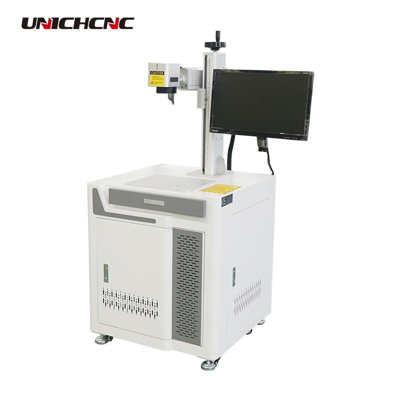 Medical Apparatus Fiber Marking Machine Laser For Metal Cnc Fiber Laser Marking