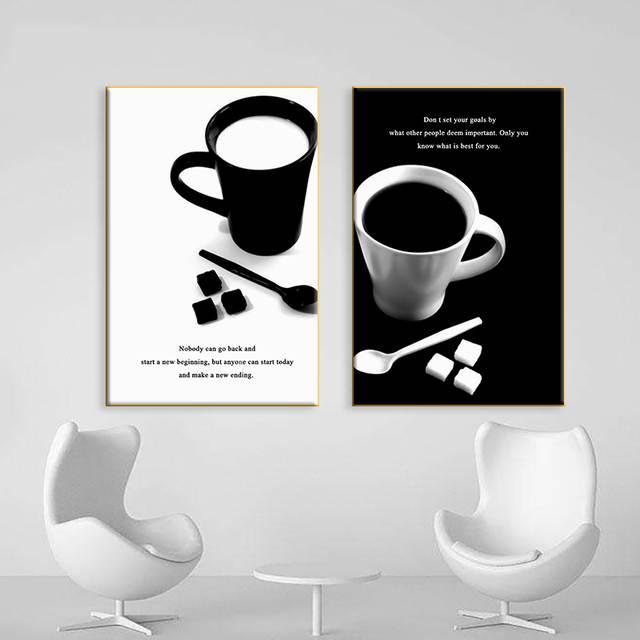 nordic coffee quotes art