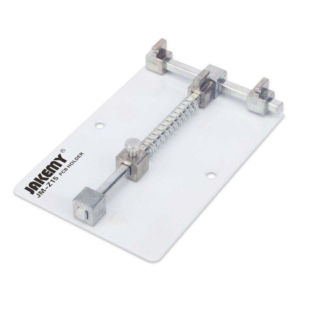 JAKEMY Metal PCB Luminárias Titular Jig Suporte Para iPhone Sumsang Motherboard Ferramentas de Reparo Do Telefone Inteligente