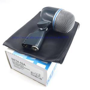 Image 4 - Microfone com tambor beta52 beta52a, 1 conjunto com estilo de baixo, microfone com BETA 52A kick, beta52, beta91, beta91a, 52, beta56a, beta91, beta91a estilo de baixo microfone