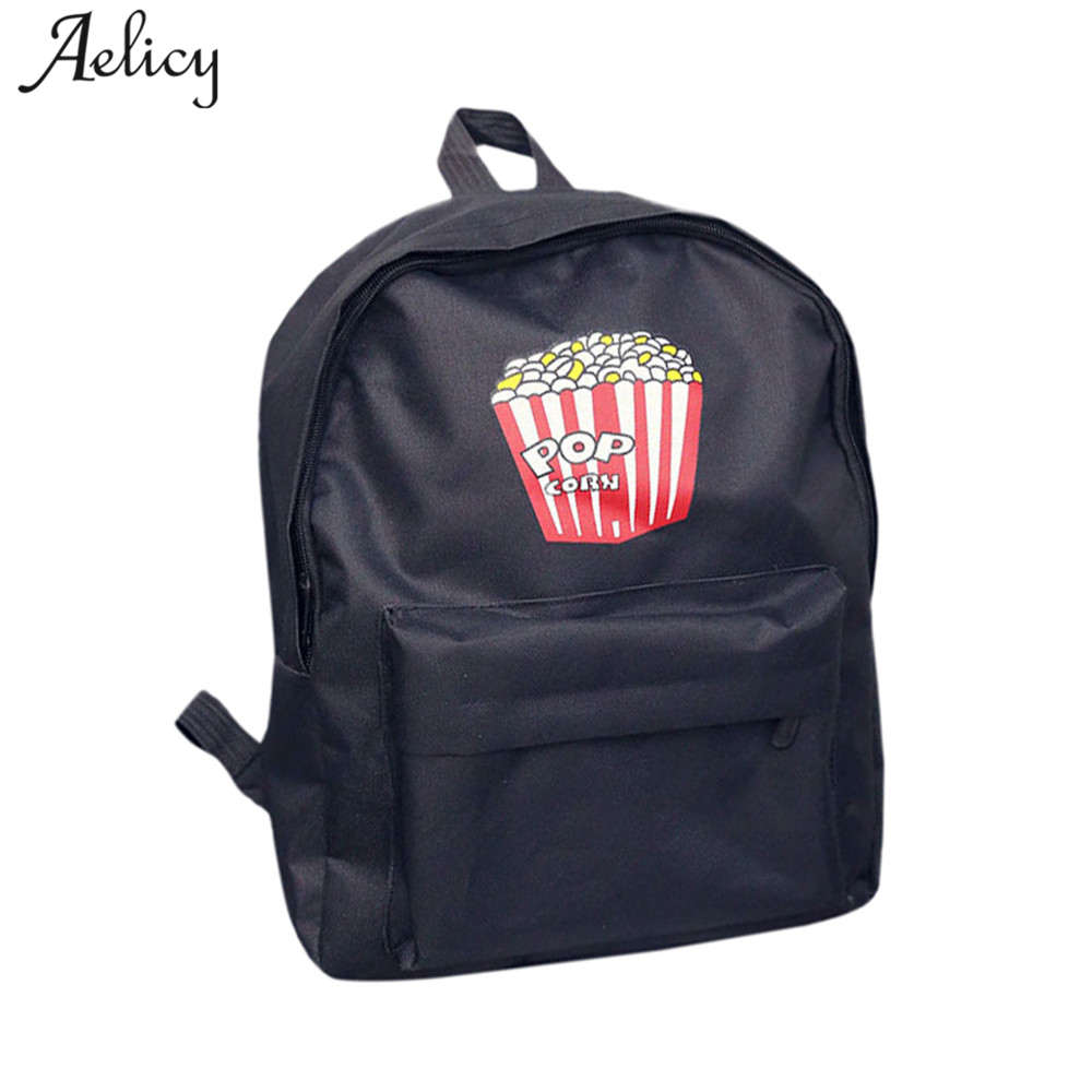 Aelicy Luxury Casual Women School Backpacks Bags Bookbag for Teenagers Girls Backbag Travel Bag Daypack Mochila Feminina ...