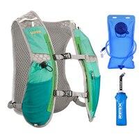 Рюкзак Trail Running для мужчин и женщин легкий рюкзак для бега 5L марафон фитнес-жилет-рюкзак против обезвоживания Спорт на открытом воздухе похо...