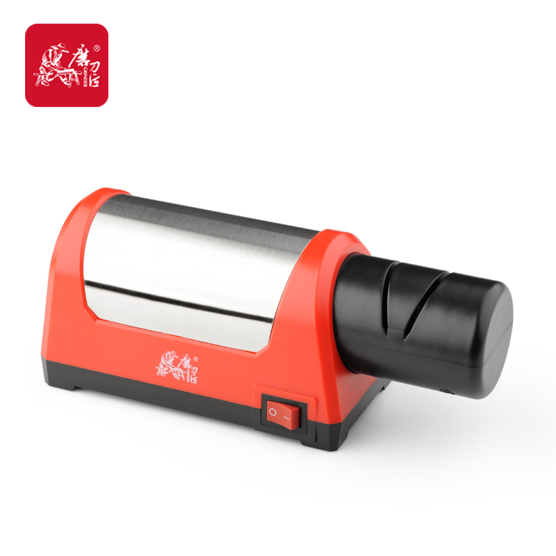GRINDER Household Electric Knife Sharpener T1030D Kitchen Knife Sharpener Diamond Knife Sharpening System TAIDEA Production