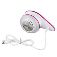 USB Portable Electric Clothes Lint Pill Fluff Remover Fabrics Sweater Fuzz Lint Fabric Remover Wool Ball
