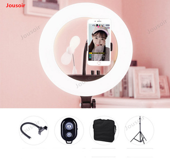 Ring Light Live fill lamp anchor beauty rejuvenation mobile phone selfie photography net red makeup lamp CD50 T03