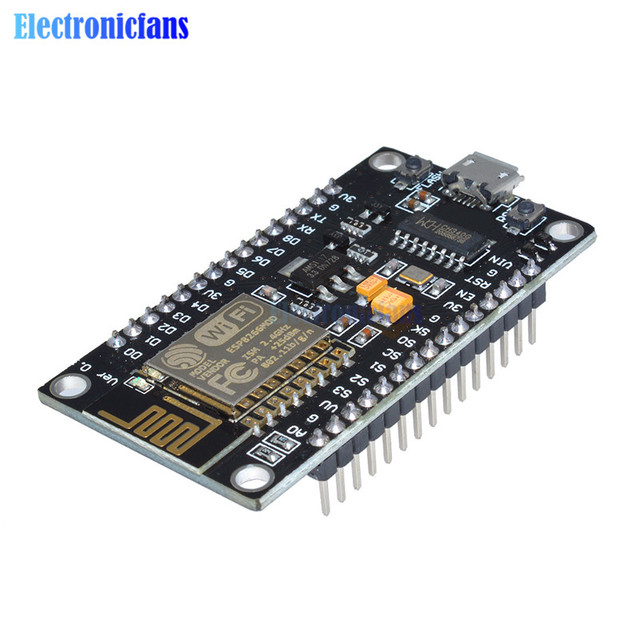 US $2 03 15% OFF|ESP8266 CH340G CH340 G NodeMcu V3 Wireless WIFI Module  Connector Development Board Repalce CP2102 Based ESP 12E Micro USB-in