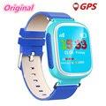 Q80 GPS Дети Безопасный Smart Watch SOS Вызова Анти Потерял Расположение трекер Монитор Наручные часы для Студентов Дети Девочка Мальчик Подарок ПК Q50 Q90