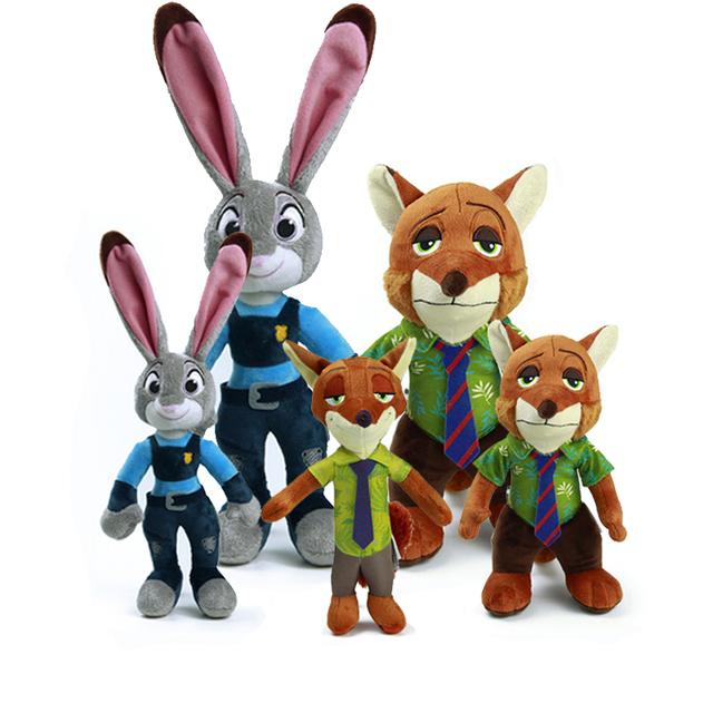 Zootopia Plush Toys