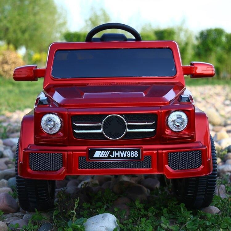 Coche eléctrico de cuatro ruedas del coche eléctrico de los niños - Deportes y aire libre - foto 4