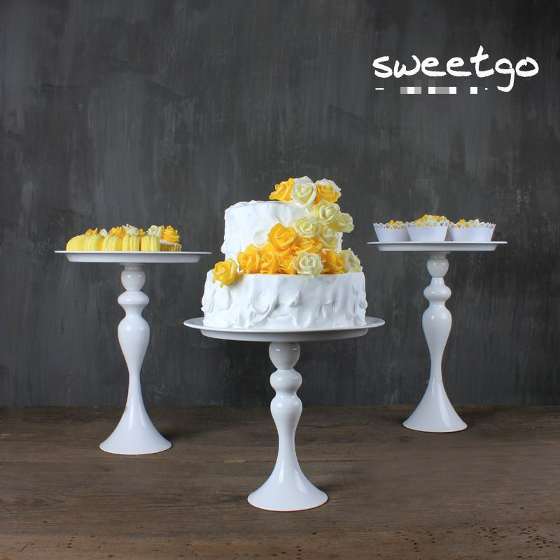 tall wedding cake stand wedding cake stand white fruit plate cake 20744