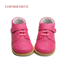 COPODENIEVE Genuine leather Boys shoes Leather boy flats Shoes for girl Sneakers Childrens casual NmdGenuine leathe