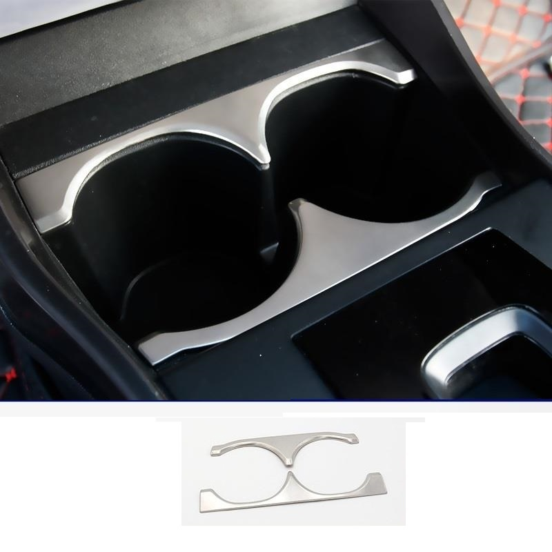 Automobile Chromium Auto Gear Interior Fashion Decoration Covers Mouldings Protecter Modification 15 16 17 18 19