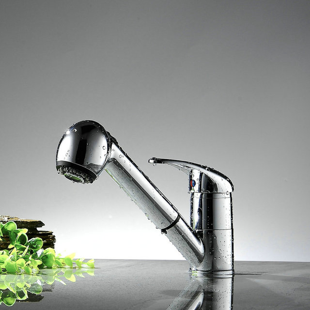 beelee cream color kitchen sink faucet pull out 100 copper single hole single handle basin mixer tap