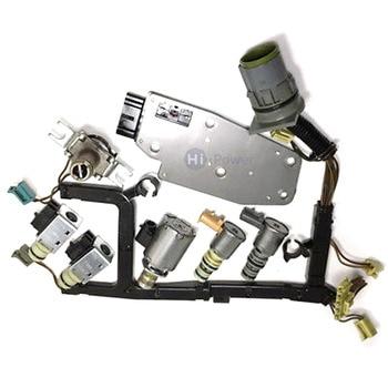 Getestet Original 4L60E 4L80E 4L30E 4T80E Übertragung Regelventil Solenoids mit Draht für 93 05 EPC Shift TCC 3  2 PWM 4l60e|Automatik-Getriebe & Teile|Kraftfahrzeuge und Motorräder -