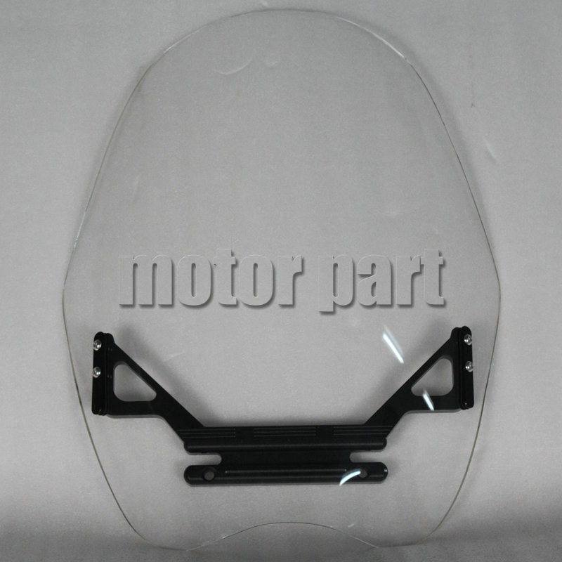 Windscreen Screen For 2009 2017 Harley V ROD V ROD VRSCF Muscle Motorcycle Windshield Clear 10 11 12 13 14 15 16 17
