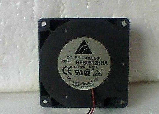 Hard-Working Delta 5cm 5010 12v 0.21a Worm Gear Fan Drum Fan Motherboard Graphics Card Refires