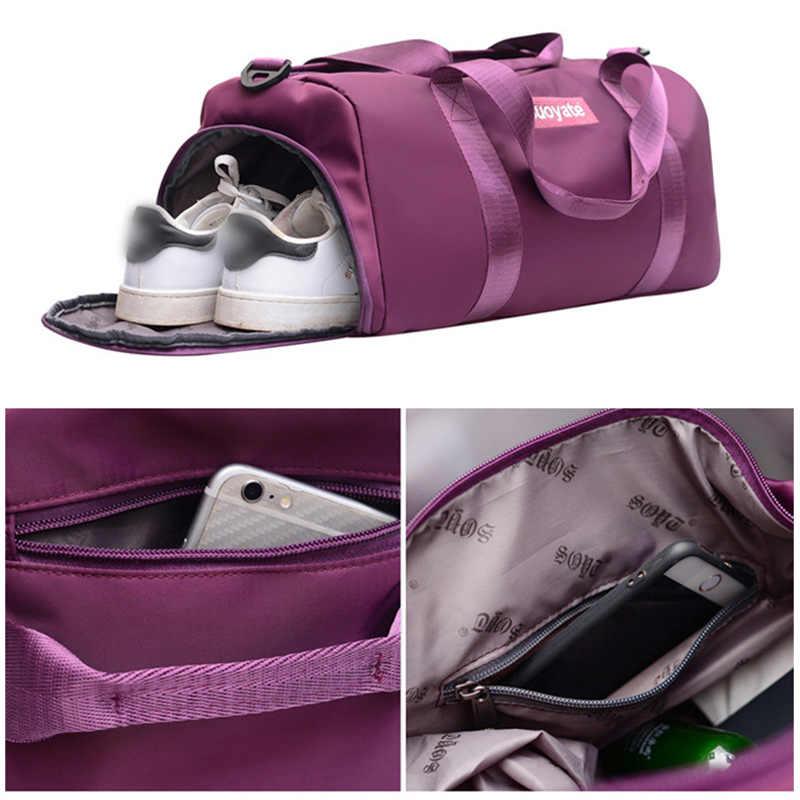 Купальная сумка для Йога-коврика, фитнес-сумки для тренажерного зала, сухая влажная сумка для женщин и мужчин, для путешествий, для тренировок, Gymtas Sac De Sport bolso XA32A