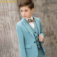 Christmas New Year's Suit For A Boys Clothes Wedding Suit For Kids Blazer Male Child Suits For Teenagers Costume Garcon Suit Set