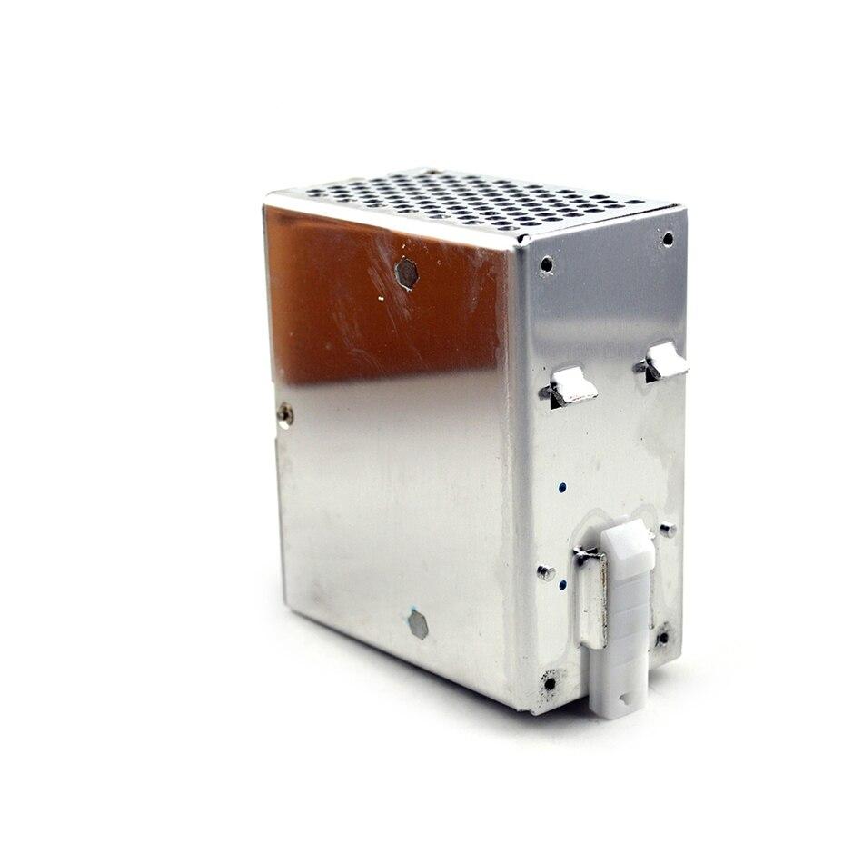 импульсный блок питания для компьютера 150 Вт 24 В 6.25A Мини размер Din Rail Один Выход Импульсный Источник питания с вольтметр напряжение дисплей ...