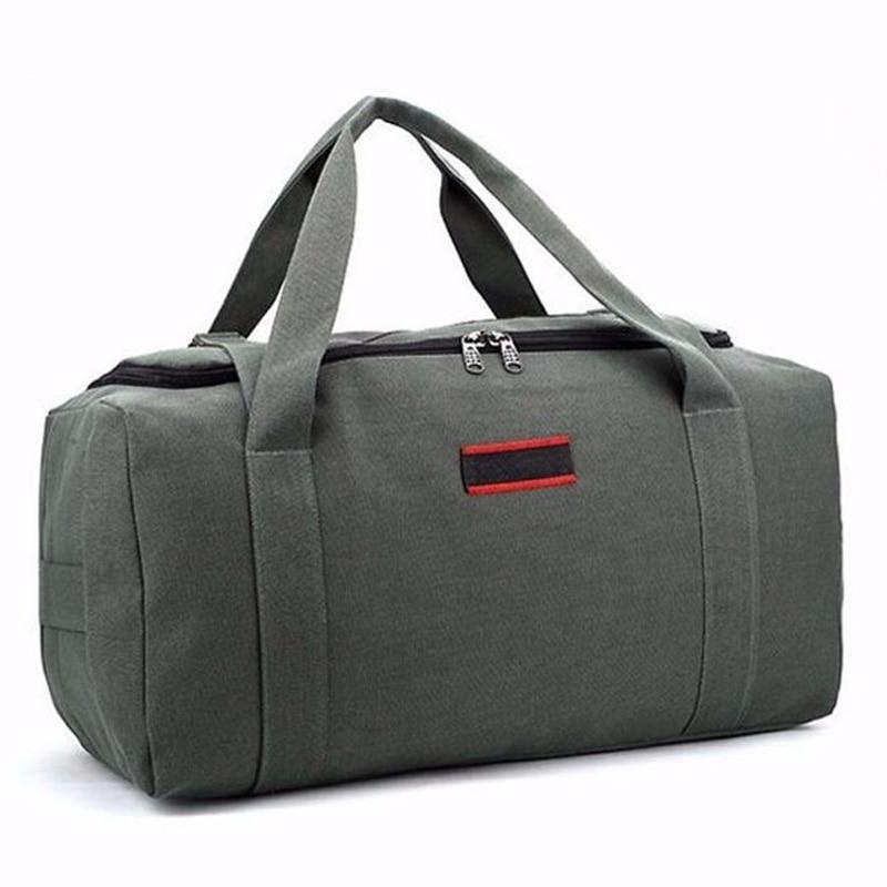 Mood Vastupidav Brändi Mehed Reisikotid Suure mahutavusega 36-55L Naiste pagasi Duffle kotid Veekindel lõuend Kokkupandav kott reisimiseks