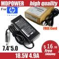 Mdpower для HP ProBook 4421 s 4520 s 4540 s портативный ноутбук питания зарядное устройство блок