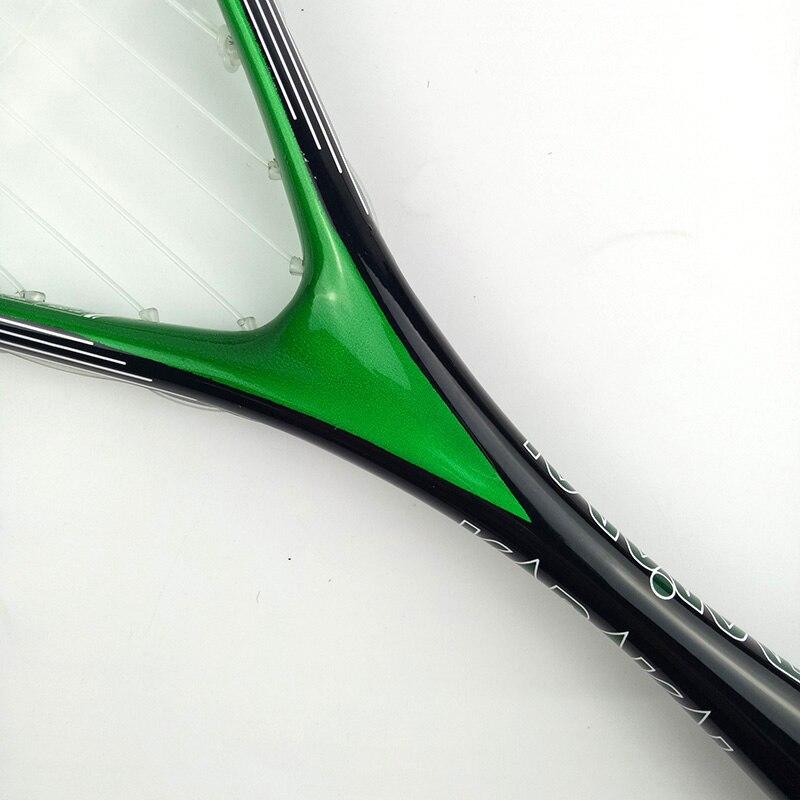 Officiel Karakal Raquette de Squash Avec Courge Chaîne Sac Professionnel Carbone Match de Padel Jeu de Sport Formation raquete de courge - 6
