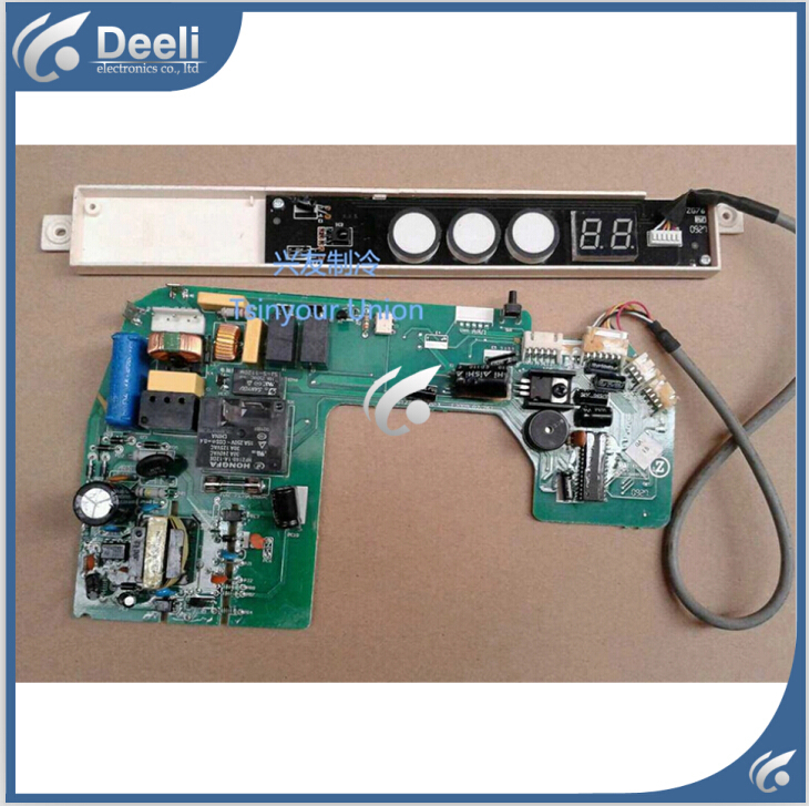 95% new good working for air conditioning computer board motherboard ZGAM-76-4E6 1set on sale 95% new for panasonic refrigerator nr c23vg1 c23wm1 computer board set on sale