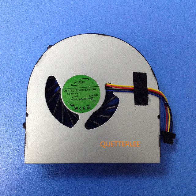NEW CPU FAN  FOR LENOVO B560 B565 V560 V565 Z560 laptop cpu cooling fan cooler  Free Shipping