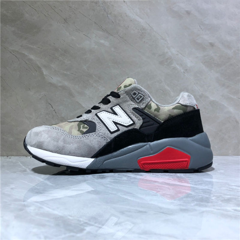 NEW BALANCE NB580 Camo Running Shoes Men Cushion Increased Sneaker women Shoes Size 36-44NEW BALANCE NB580 Camo Running Shoes Men Cushion Increased Sneaker women Shoes Size 36-44