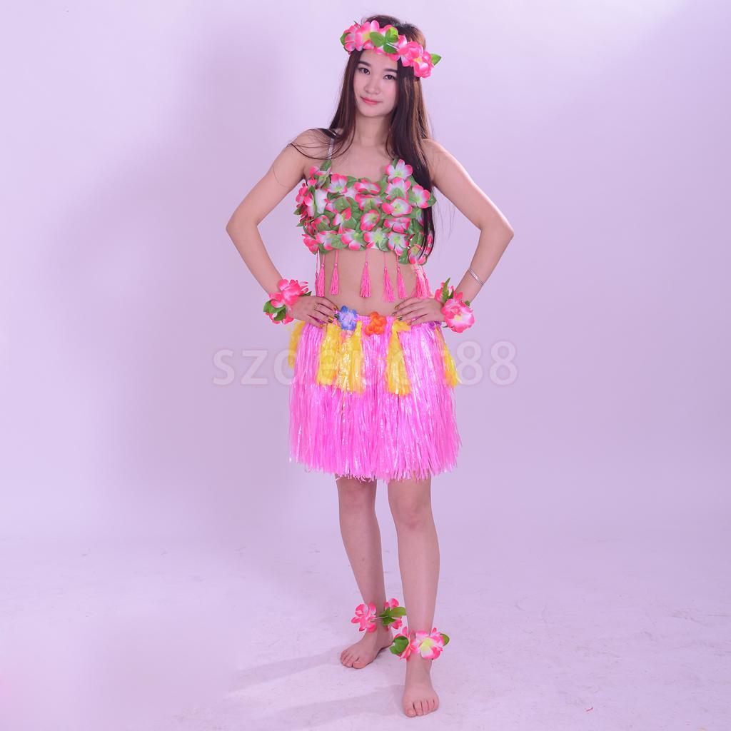 Encantador Vestidos De Cóctel Hawaiano Festooning - Colección del ...