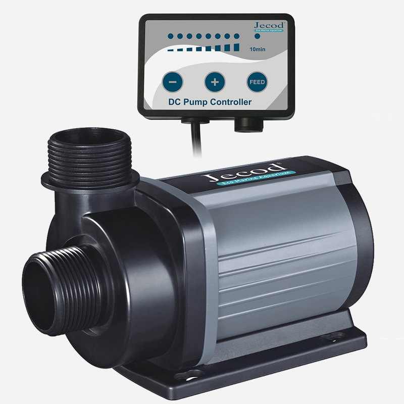 NEW JEBAO DCS2000 DC2000 SUBMERSIBLE <font><b>WATER</b></font> <font><b>PUMP</b></font> W/ SMART CONTROLLER FISH TANK MARINE PONDS DC ECO <font><b>PUMP</b></font> AQUARIUM <font><b>110V</b></font> 220V image