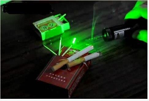 Hot! vert Pointeur Laser 50 w 50000 mw 532nm Haute Puissance Lazer Brûler SD Lasers 303 Présentateur Graver Matchs et Lumière brûler Cigarettes