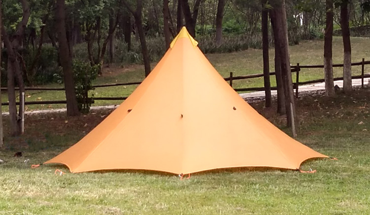 Aliexpress.com  Buy ARICXI Ultralight Outdoor C&ing Teepee 15D Silnylon Pyramid Tent 1 2 Person Large Tent Waterproof Backpacking Hiking Tents from ... & Aliexpress.com : Buy ARICXI Ultralight Outdoor Camping Teepee 15D ...