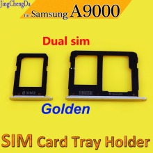 Brand new Golden Replacement Parts SIM Card Tray Slot Holder