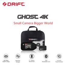 Drift Призрак 4 К мотоциклетные версия действие Камера Ambarella Спорт Мини Камера ARM 12MP CMOS EIS поворотный объектив WiFi Live потоковое