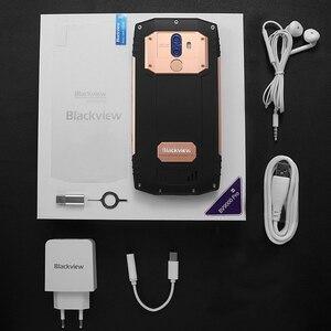 Image 5 - BLACKVIEW BV9000 PRO telefon komórkowy IP68 wodoodporny wytrzymały wytrzymały smartfon 18:9 Android 7.1 telefon komórkowy 6G + 128G NFC telefon komórkowy