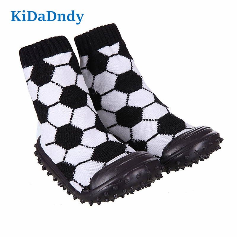 KiDaDndy Infant Socks Newborn  Anti Slip Baby Boy Socks With Rubber Soles Spring Baby Girl Socks MM001