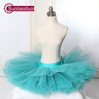 71b862782e Adult Blue Professional Ballet Tutu Skirt Women Dance Yarn Dress Girls Swan  Lake Stage Performance Costumes. Azul adulto Ballet Profissional Tutu Saia  ...