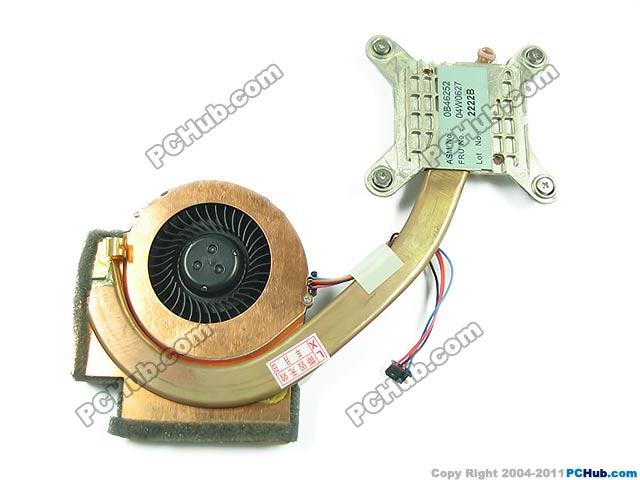 цены на Free Shipping Emacro 04W0627, M-231C-21 DC 5V 0.32A 4-wire 4-pin Heatsink Fan в интернет-магазинах