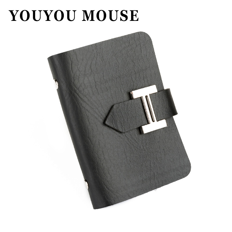 New Men & Women Business Cards Wallet Simple PU Leather Credit Card Holder/Case Card Holder Fashion Bank Cards Bag ID Holders от Aliexpress INT