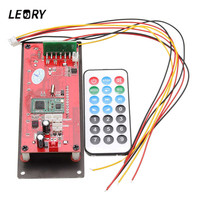 LEORY Wireless MP3 Decoding Board Bluetooth 4 0 Lossless Audio Module Support Radio Record SD USB