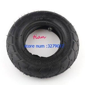 """Image 2 - (8 """"× 2"""") 200X50 (8 インチ) タイヤエレキガススクーター & 電動スクーター (インナーチューブ付属) 車椅子ホイール"""