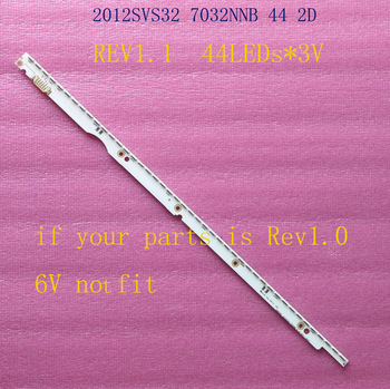 Rev1.1 44 LED * 3 V 404mm Nouveau LED Bande 32