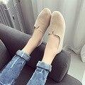 2016 autumn new ladies shoes lazy shoes female flat shoes